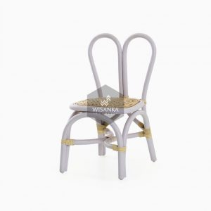 Kawa Rattan Kids Chair