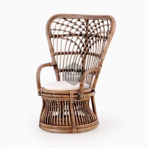Tiara Rattan Kids Chair