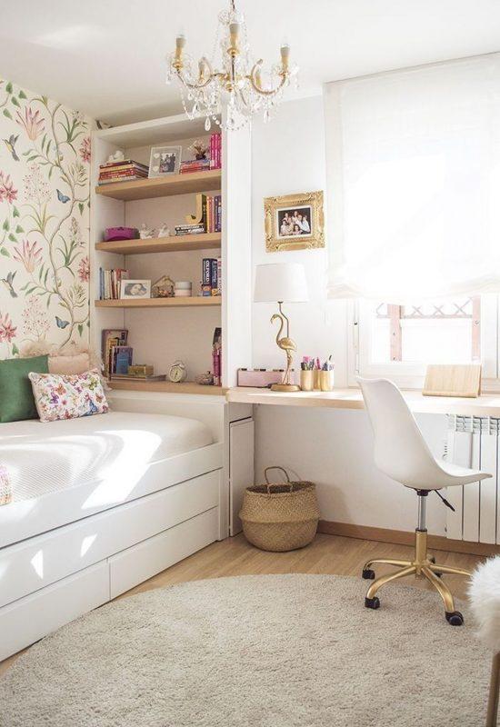 How to arrange children's study room